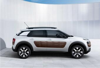 Citroën C4 Cactus, clap de fin #1
