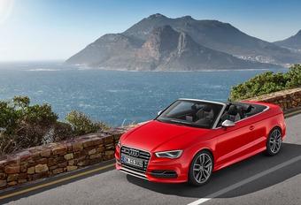 Audi S3 Cabriolet #1