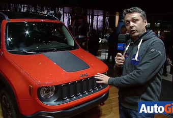 Genève On Air : Jeep Renegade #1