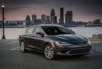 Chrysler 200 #1