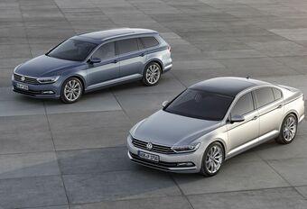 La Volkswagen Passat de 8e génération est prête #1