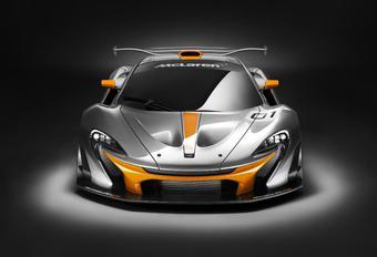 McLaren P1 GTR Concept pour gentlemen drivers #1
