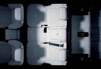 L'intérieur du Land Rover Discovery Sport #1