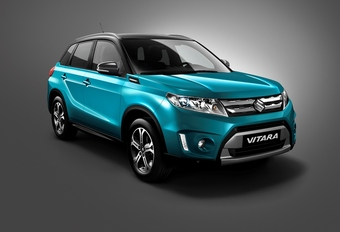 Suzuki Vitara à Paris #1