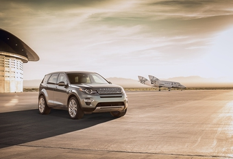 La Land Rover Discovery Sport remplace le Freelander #1