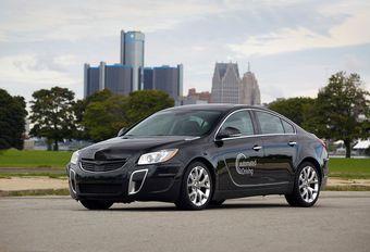 Opel et Chevrolet en autonomes comme Cadillac #1