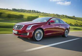 Cadillac ATS Coupé is klaar voor Europa #1