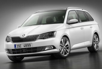 Skoda Fabia Combi, 10 mm plus long #1