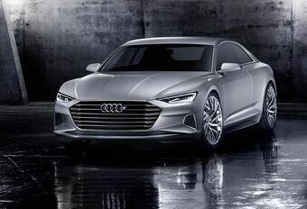 Audi Prologue, les anneaux du futur #1