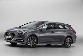 Hyundai i40, recette légèrement améliorée #1