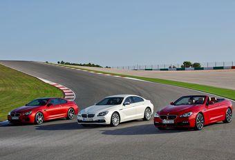 Facelift des BMW Série 6 et M6 #1