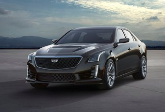 Cadillac CTS-V, klaar voor de Autobahn #1