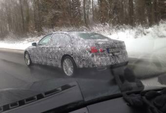 BMW Série 7 surprise par un de nos fans #1