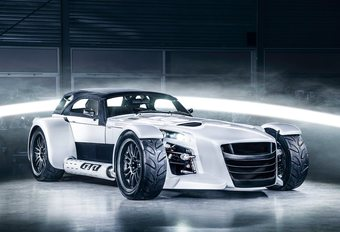 Donkervoort D8 GTO Bilster Berg Edition : rare #1