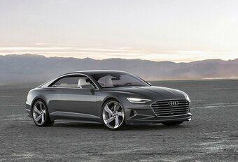 Audi Prologue Piloted Driving, hybride autonome #1