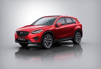Mazda réussit les tests réels japonais en Diesel #1