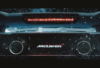 Salon Genève 2015 : McLaren 675LT, le son de l'échappement titane #1
