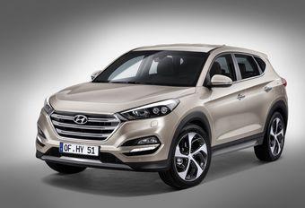 Salon Genève 2015 : Hyundai Tucson, le retour #1