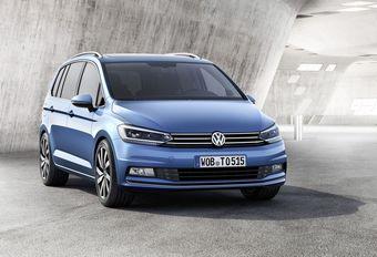 Volkswagen Touran à la sauce MQB #1