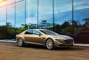 Aston Martin Lagonda Taraf nu ook voor ons #1