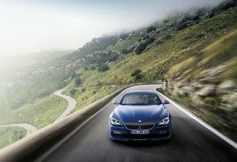Salon van Genève 2015: BMW Alpina B6 Biturbo Gran Coupé met vierwielaandrijving #1