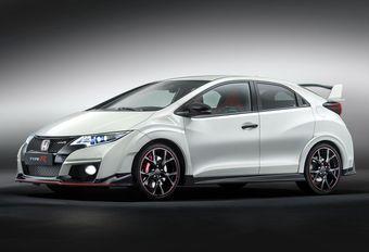 Honda Civic Type R, 2 litres et 310 ch #1