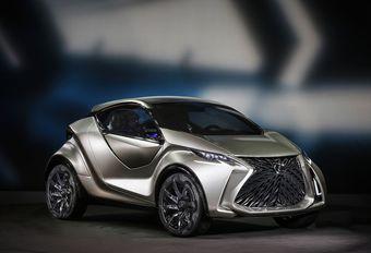 Salon Genève 2015 : Lexus LF-SA, compression #1