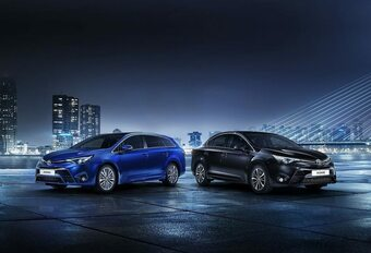 Toyota Avensis, nouveaux Diesel #1