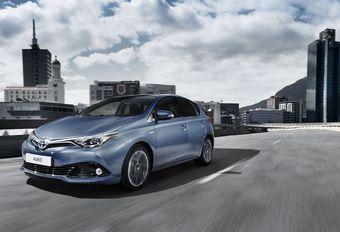 Salon Genève 2015 : Toyota Auris, nouveaux moteurs #1