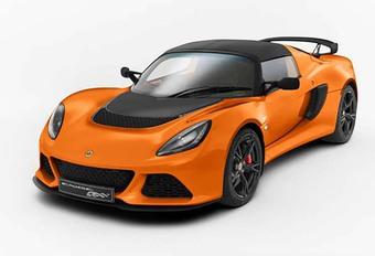 Lotus Exige S Club Racer: circuitspeeltje #1