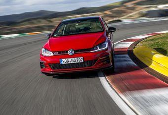 Volkswagen Golf GTI TCR : « La retraite ? Non merci ! » #1