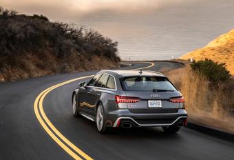 Audi RS 6 Avant : la voiture familiale idéale ? #1