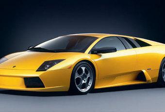 Lamborghini Murcielago #1