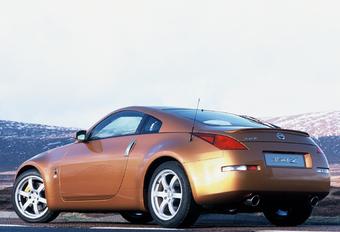 Nissan 350Z #1