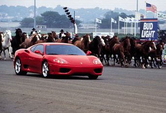 Ferrari 360 Modena Challenge Stradale #1