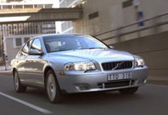 Volvo S80 D5 #1