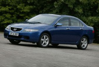Honda Accord 2.2 i-CTDi #1