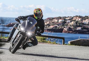 Zero Motorcycles SR/S : Meer comfort #1