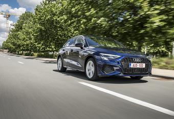 Audi A3 Sportback 30 TDI : Kilometers vreten in stijl #1