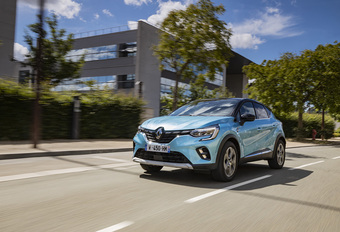 Renault Captur E-Tech Plug-In Hybrid (2020) #1