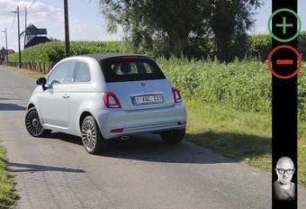 Wat vind ik van de Fiat 500C Hybrid? #1