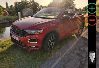 Wat vind ik van de Volkswagen T-Roc Cabrio? #1