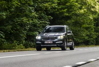 BMW X3 XDRIVE30E : Groene vingers #1