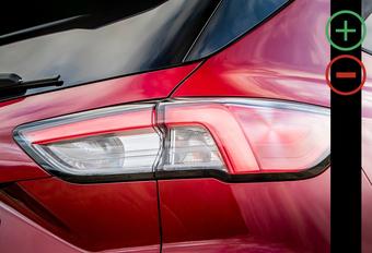 Ford Kuga EcoBlue MHEV: avantages et inconvénients #1