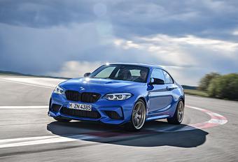 BMW M2 CS: weg van de waanzin? #1