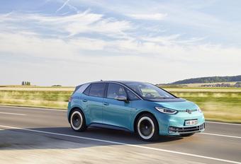 Volkswagen ID.3 58 kWh (2020) #1