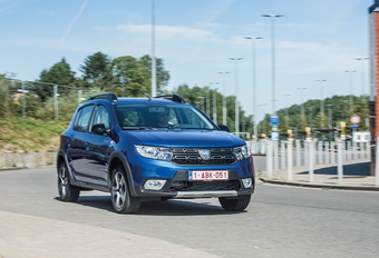 Dacia Sandero Eco-G 100 Stepway Plus : ça gaze #1