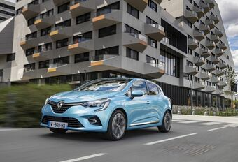 Renault Clio E-Tech Hybrid: moeiteloos geëlektrificeerd #1