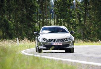 Peugeot 508 Hybrid: Stijlvol en zuinig?  #1