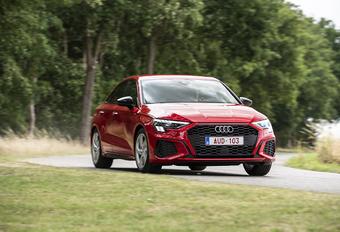 Audi A3 Berline 35 TFSI A : Stijlvol alternatief #1